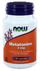 Melatonin 3 mg, 60 bzw. 180 Kapseln