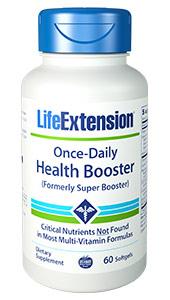 Once-Daily-Health-Booster mit hochentwickelten Vitamin E und K Complex