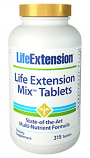 Multivitaminpräparat Life Extension Mix |mehrere Versionen