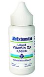 Vitamin D3 2000 IE flüssig