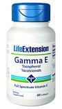 Gamma E Tocopherol & Tocotrienol Vitamin E