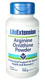 Arginin-Ornithin-Pulver als Wachstumshormon-Releaser - tags