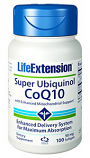 Super Ubiquinol CoQ10 (Co-Enzym Q10: 50, 100, 200 mg)